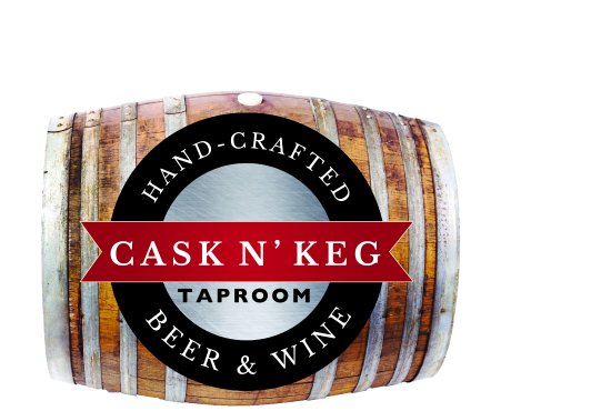 West Linn, OR: Cask N Keg Logo