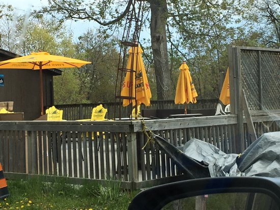 Battersea, Canada: The Creekside Bar and Grill