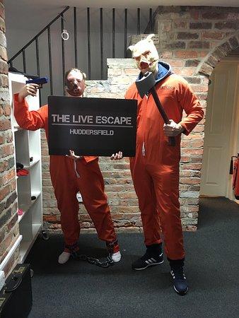 Escape Room Huddersfield