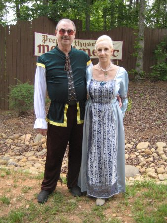 Fairburn, Джорджия: Went to the Renaissance Festival