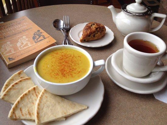 Ann Arbor, MI: Delicious and quite filling!