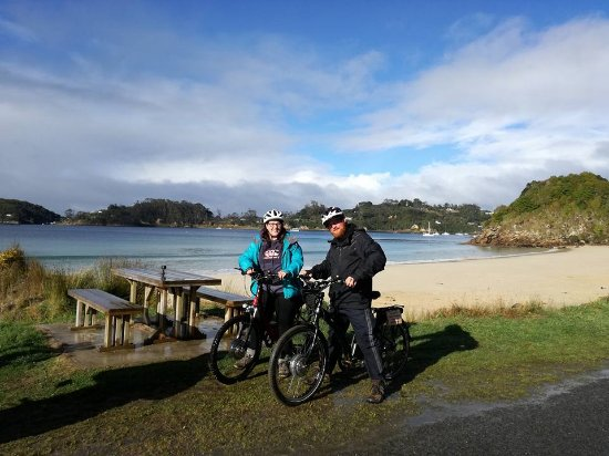 Остров Стюарт, Новая Зеландия: Taking in the sites