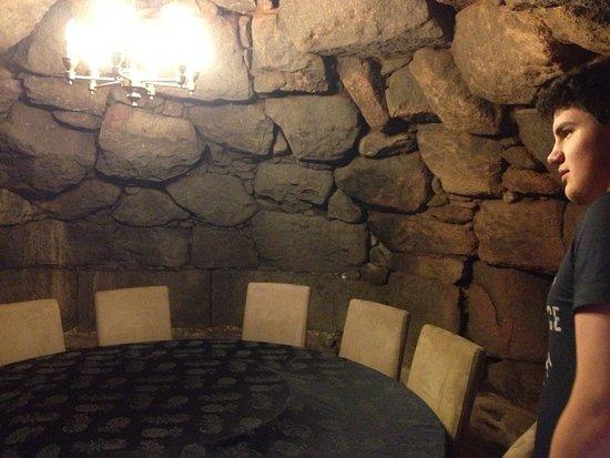 Roxos, España: Broodbak oven uit 1815 (grootste van Galicie