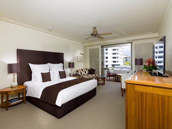 Pullman Reef Hotel Casino: Superior room