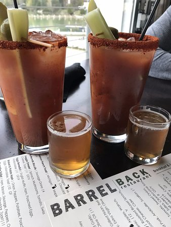 Walloon Lake, MI: Great Bloodies!