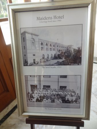 Maidens Hotel: This hotel is proud of its great heritage