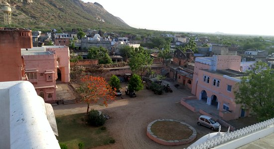 Malpura, India: View from the Roof