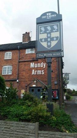 Mackworth, UK: The Mundy Arms