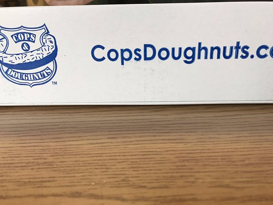 Cops & Doughnuts Headquarters: Web site