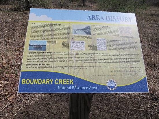 Boundary Creek Natural Resource Area
