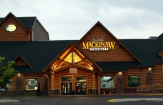 Sharky's Mackinaw Outfitters