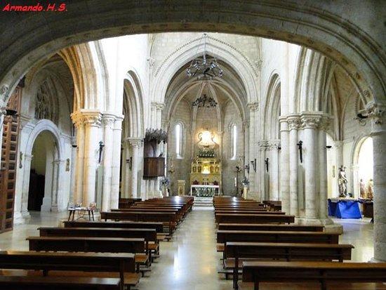 Iglesia de Santa Maria de la Pena