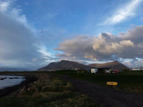 Camping Islande Akranes