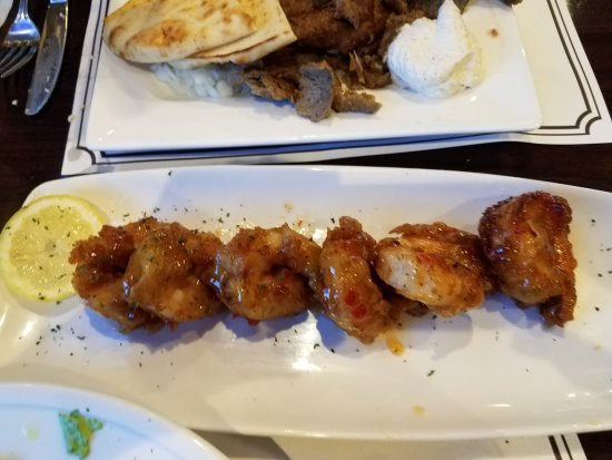 Weirton, WV: Theo Yianni's Greek Restaurant