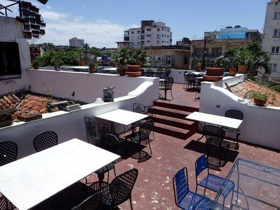 Foto de atelier restaurante paladar en habana cuba la for Terrace 45 menu