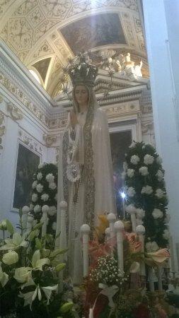 Carini, Italy: che fortuna averla trovata lì