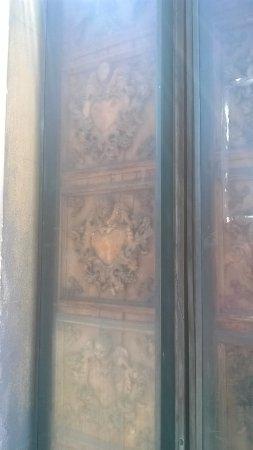 Chiesa Madre: anta della seconda porticina esterna