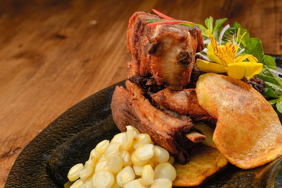La feria cocina tradicional peruana cusco restaurant for Cocina tradicional