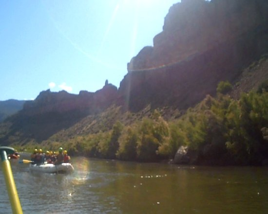 Arizona Rafting by Wilderness Aware: Other river travellers