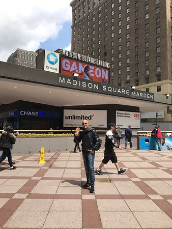 Hotel Pennsylvania: Madison Square Garden