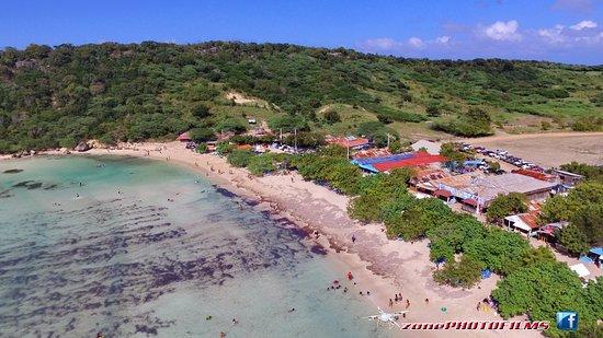 Playa Ensenada La Punta Rucia Puerto Plata República Dominicana