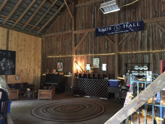 Clear Spring, MD : Knob Hall Winery