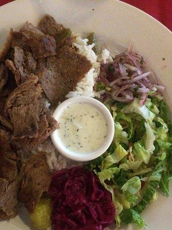 Rocklin, CA: Doner Kebab