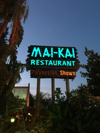 Great Show, Good Food, Great Service