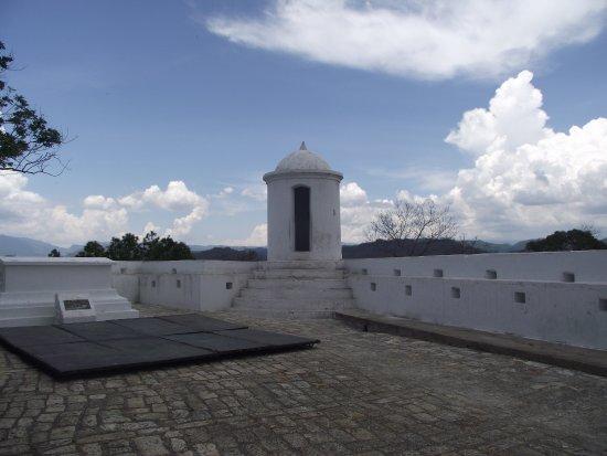 Fuerte San Cristobal in Gracias