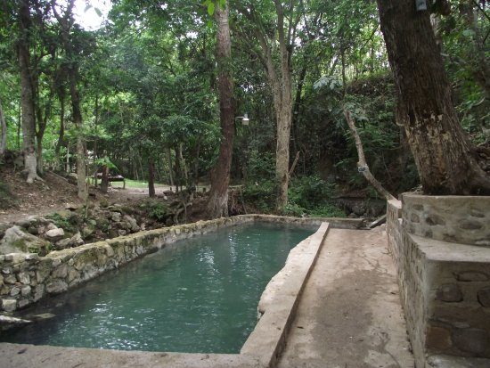 Hot Springs in Gracias