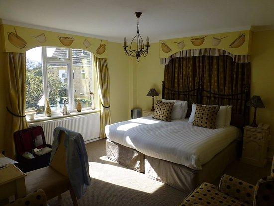 Mickleton, UK: ホテルの室内