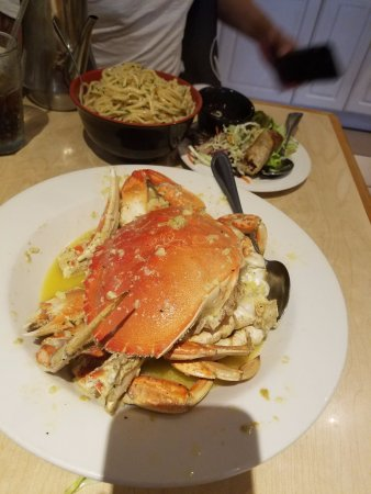 PPQ Dungeness Island: DELICIOUS!!!!!!