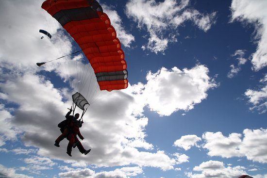 Parachute Victoriaville