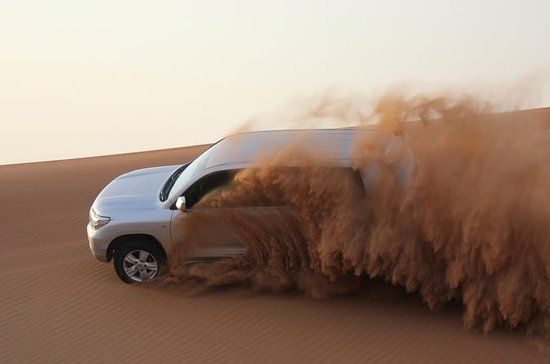 Dubai Desert Safari With Hotel...