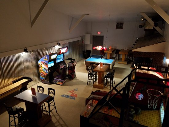Libby, Монтана: The Pastime Bar