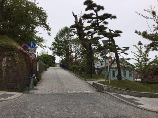 Motomachi: 元町の街並み