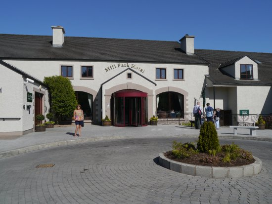 Entrance picture of mill park hotel donegal town tripadvisor for Hotels in donegal town with swimming pool