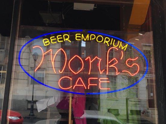 Monk's Cafe: photo1.jpg