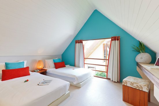 Lipa Noi, Thailand: Mezzanine Suite