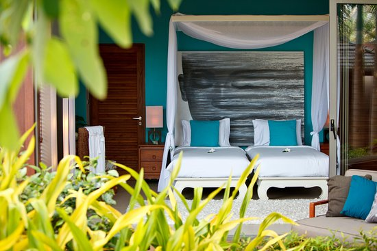 Lipa Noi, Thailand: Twin Bedroom