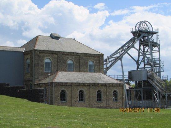 Ashington, UK: The Colliery