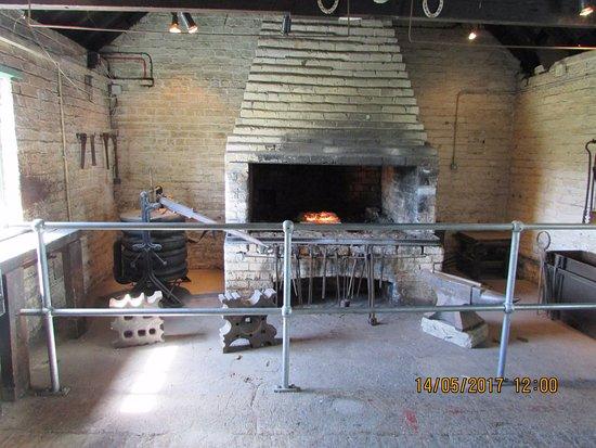 Ashington, UK: The Forge
