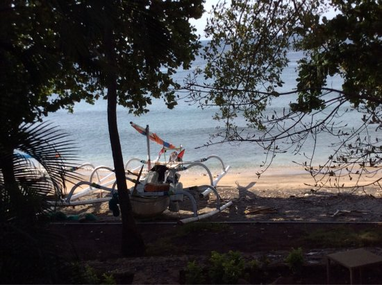 Good Karma Bungalows : The Good Karma carries its name to perfection! Lovely people, great snorkelling, delicious food