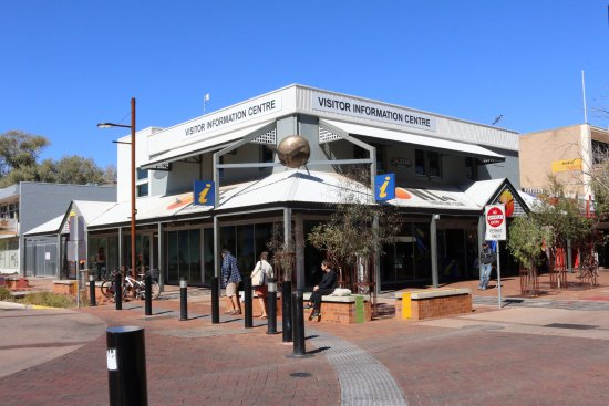 ‪Alice Springs Visitor Information Centre‬