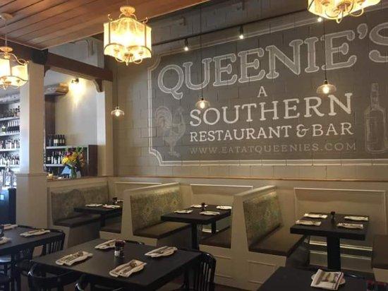 Canton, GA: Queenie's