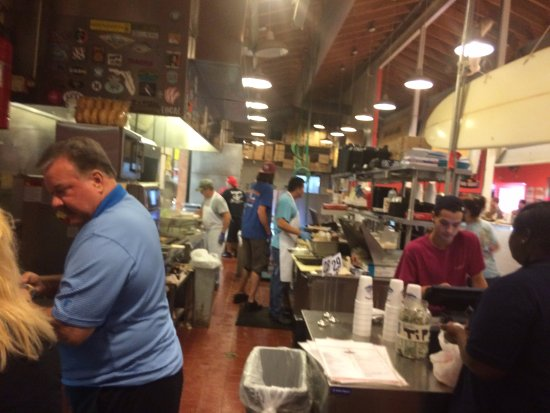 Atlantic Beach, FL: Food Prep area