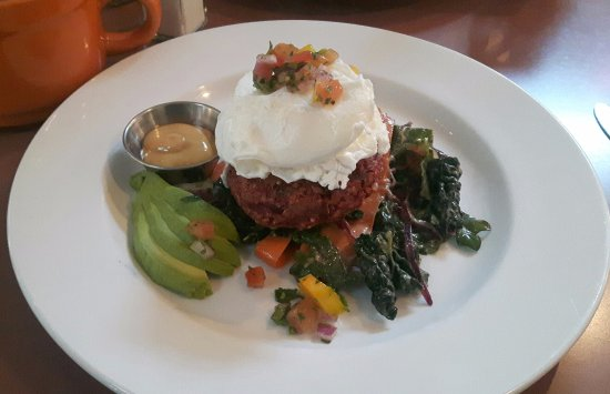 Roberts Creek, Canada: Buddah Benny from Gumboot Cafe