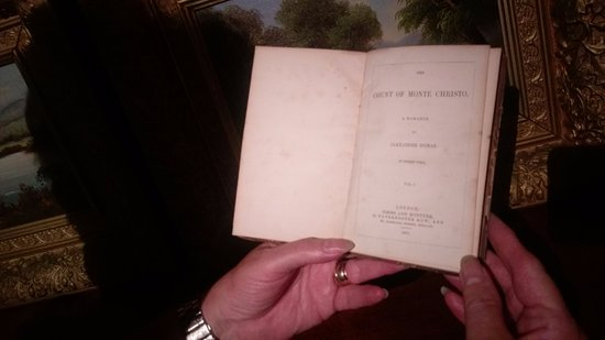 New Norfolk, Australia: First Edition 'The Count of Monte Cristo' - 1853!