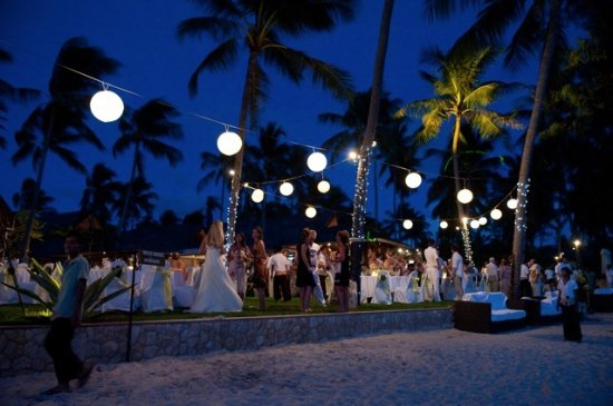 Lipa Noi, Tailandia: Wedding Event