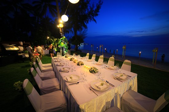 Lipa Noi, Thailand: Wedding Event